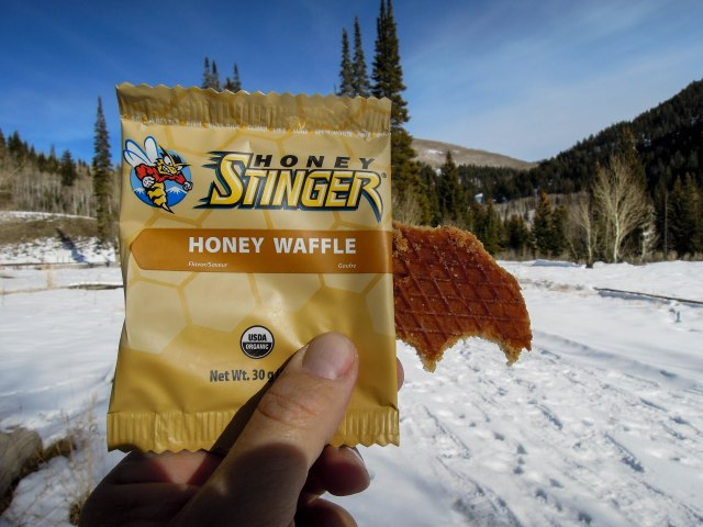 Probably the most delicious trail food