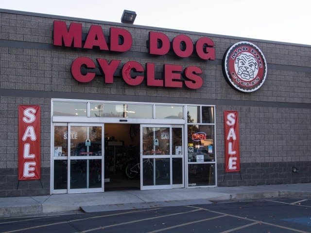 Mad Dog Cycles in Orem, UT