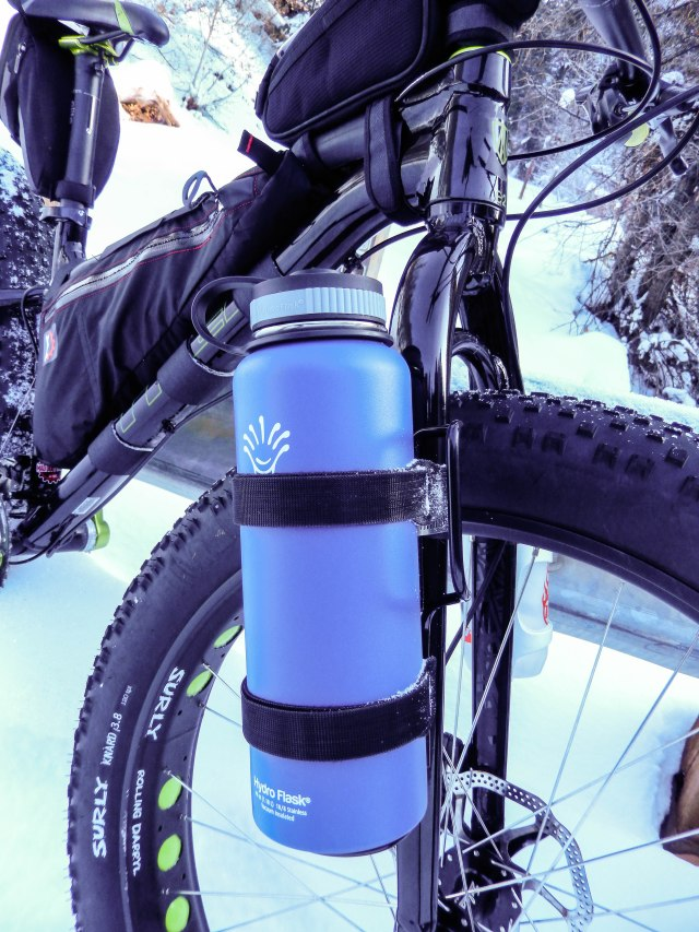 40 oz. stainless steel insulated Hydro Flask