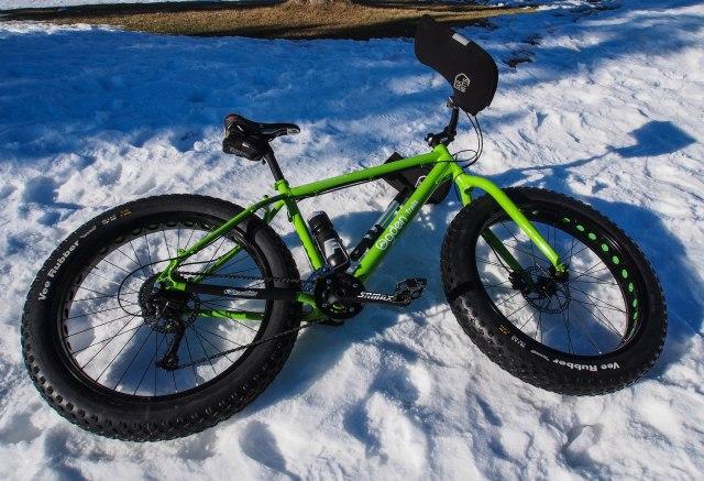 Motobecane fat bike