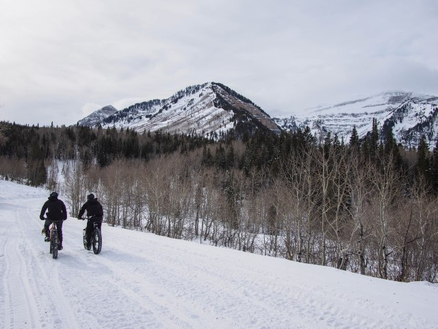 Alpine Loop, American Fork side