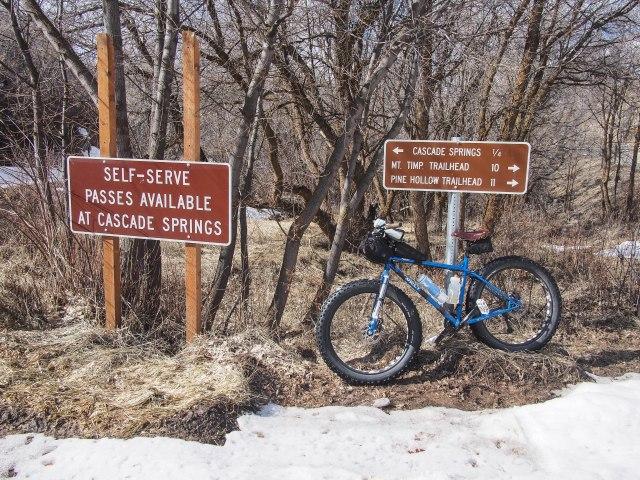 Cascade Springs junction.