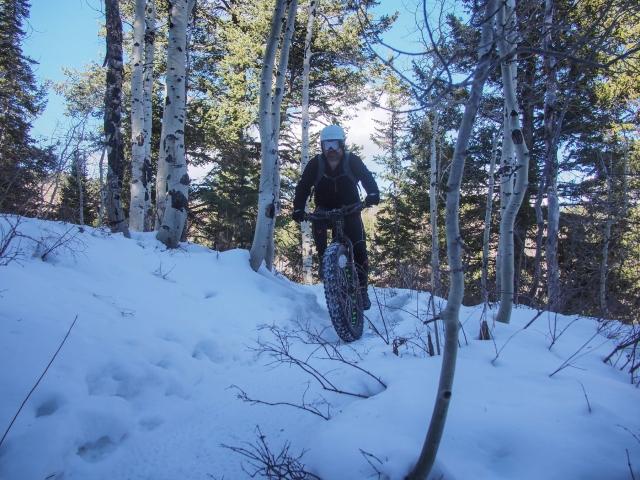 Bullet on the Trail 180 loop.