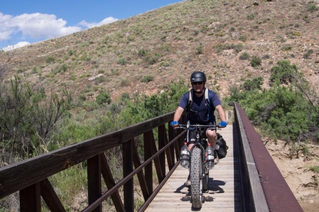 Crossing Salt Creek
