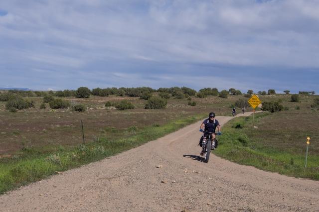 Cruising through Rabbit Valley